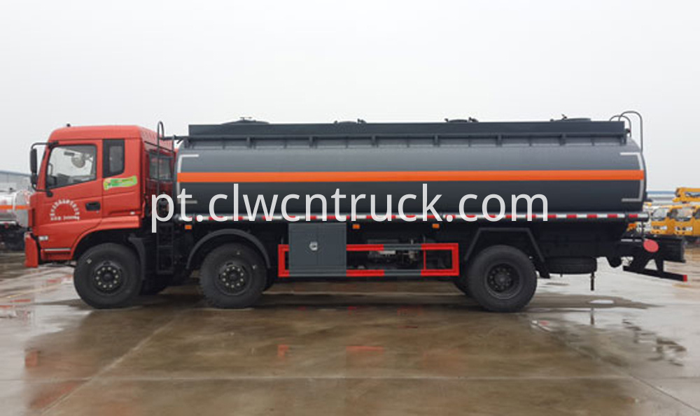 Fuel transport truck 2