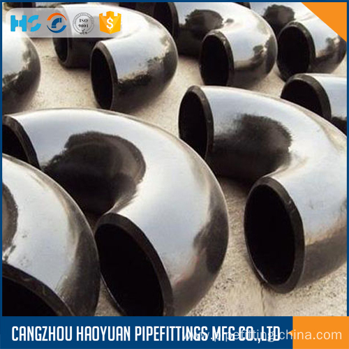 Schedule 40 Carbon Steel 90 Degree Steel Elbow