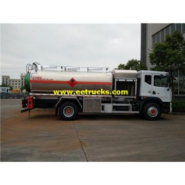 14000 Litres Dongfeng Jet Fuel Tank Trucks