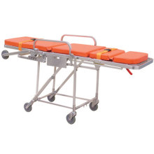 OEM Supply for Portable Hospital Stretcher, Ambulance Foldable Stretcher - China Supplier. Chair Form Ambulance Stretcher export to St. Helena Manufacturers