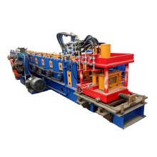 Bottom price for Supply CZ Purlin Roll Forming Machine, C Purlin Roll Forming Machine, C Purlin Roll Forming Machine Price of High Quality aluminum purlin panel roll forming machine export to United States Suppliers