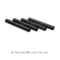 I-Wholesale Cross Woven 3K Carbon Tube