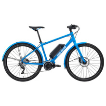 Long battery life of the mountain bicycle