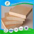 1220mm*2440mm Block Board/Blockboard With 18mm Thick