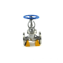 Handle pressure seal flange os y stainless steel globe valve cast iron 24 for water