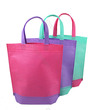 Personalized Non-Woven Handy Tote Bags
