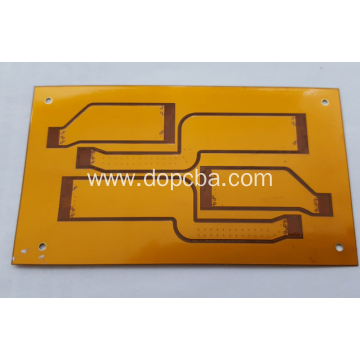 Immersion Gold 4 Layer Flex Rigid PCB