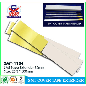 China Manufacturers for Offer SMT Cover Tape Extender,Tape Extender for SMT,Yellow Carrier Tape Extender From China Manufacturer SMT Tape Extender 32mm supply to Nepal Factory