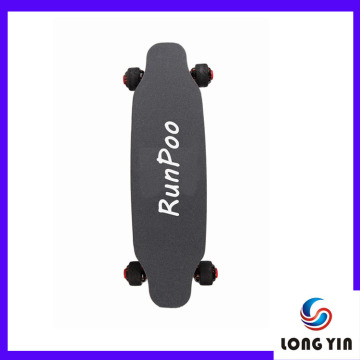 Electric Skateboard Balanced Without Remote
