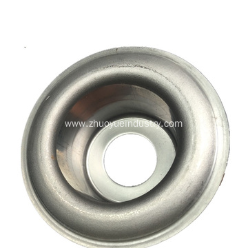 Belt Conveyor Idler Roller 16mm Bearing Housing