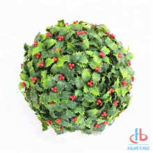 Artificial Mock Strawberry Plant Ball