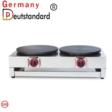 Hot sale Gas Crepe Maker Machine