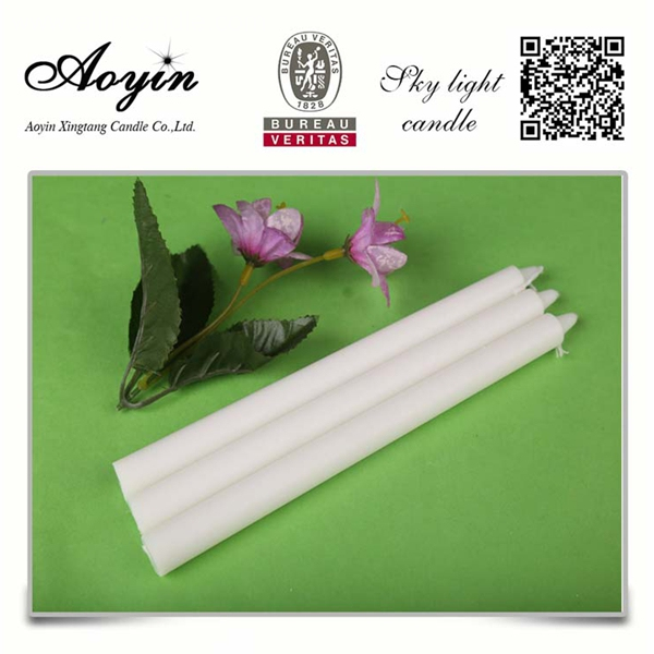 new White stick candle home lighting