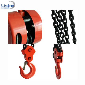 HSZ Manual 10 ton Chain Pulley Hoist Sells