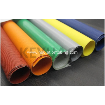 Silicone Rubber Coated Fiber Glass Cloth