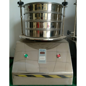 Dry sieving electric soil sifter machine sieve shaker