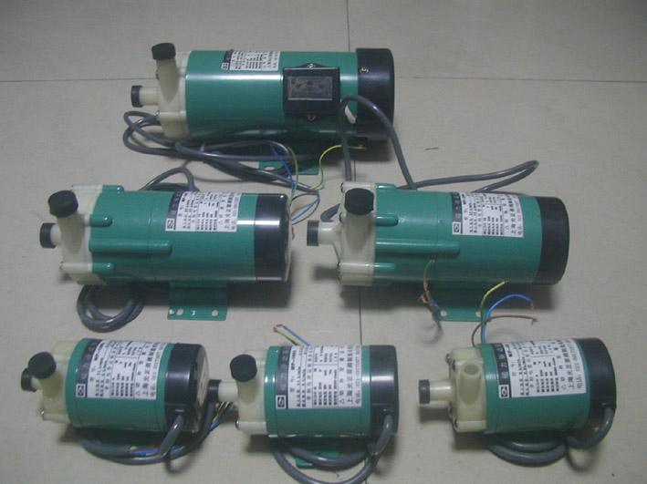 MP type magnetic drive circulating pump 4
