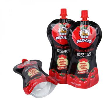 Ketchup Sauce Spout Pouch | Ketchup Sauce Pouch