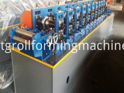 Light Steel Framing Omega Stud Roll Forming Machine