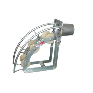 Three Rollers Radius Cable Sheaves