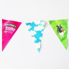 small baby bunting  pennants flags and pennants