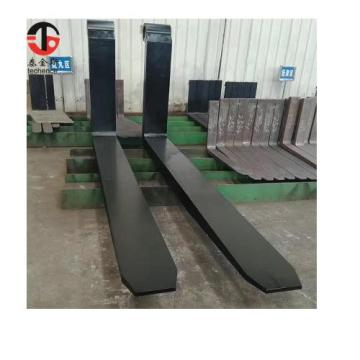 Forging forklift spare parts forks for loading 2-50ton