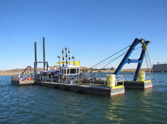 river sand dredging pump applications