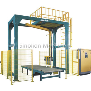 Cheap PriceList for Swing Arm Type Packing Machine Fully Auto rotary arm wrapping machine supply to Gabon Supplier
