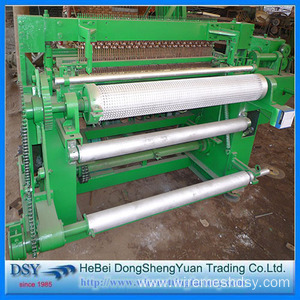 Automatic Welded Wire Mesh Panel Machine