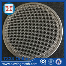 Factory wholesale price for Stainless Steel Liquid Filter Discs Good Quality Filter Disc Mesh supply to Cayman Islands Manufacturer