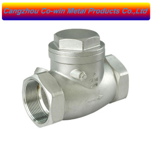 Silicon Sol Casting Swing Check Valve