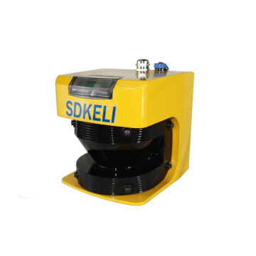 Safety Scanner For Industrial Protection