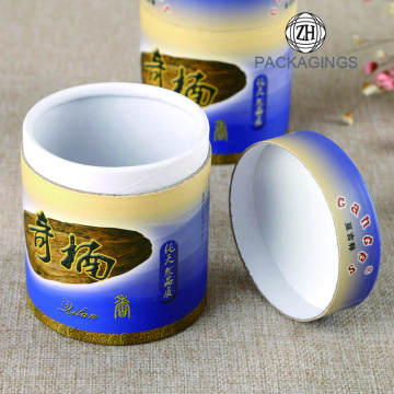 Disposable craft paper tube/paper mailer tube