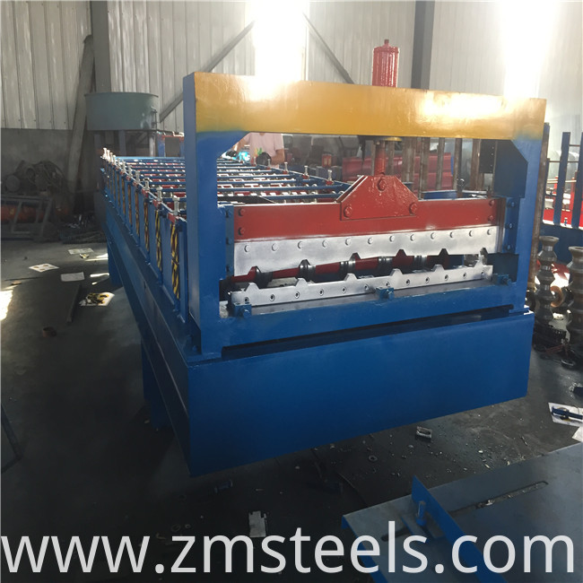 Galvanize Roll Forming Machine