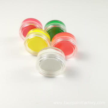 10g Neon face paint color cake