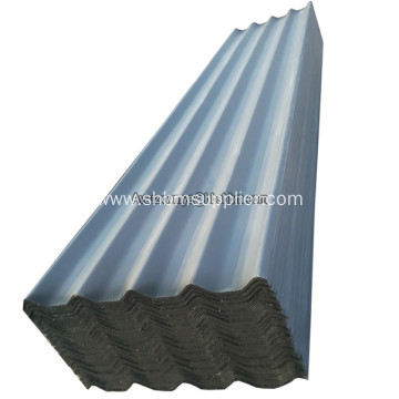 No-poison no-Asbestos Fire-rated MgO Corrugated Roof Sheets