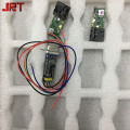 Motion Sensor to RS232 Laser Measure Module