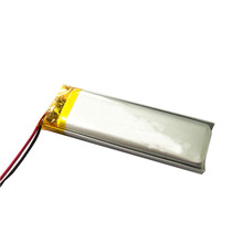 Customized for Li-Po Battery For Electronic Products 301730 lithium polymer battery for bluetoot headphone supply to Italy Exporter
