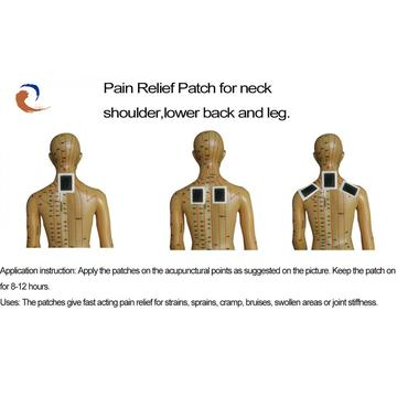 Pain Relief Pad For Neck Shoulder Lower Back