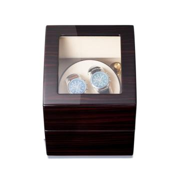 Single Watch Winder Box with Rotations cup