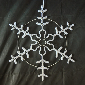 Christmas LED Snowflake Projector Light Outdoor