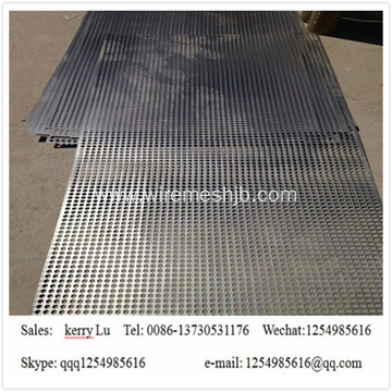 0.6mm Perforated Sheet Mesh