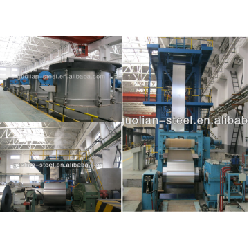 Prime Batch Annealing Tinplate