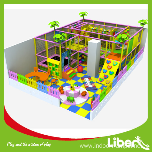 Mcdonald's cafe room indoor playground