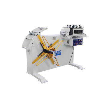 Combo precision Decoiler straightener machine