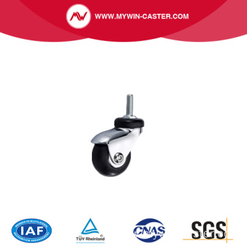 Export USA 50mm Black rubber casters