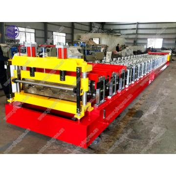 Hydraulic Metal Floor Deck Roll Forming Machine