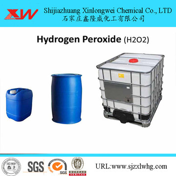 High Quality Hydrogen Peroxide 35%/50%