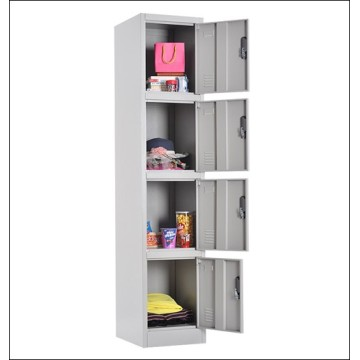 4 door stainless steel locker for worker