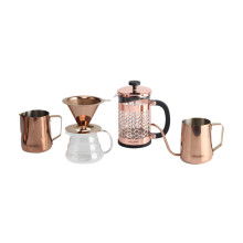 Amazon Best Sellers 2020 Copper Coffeeware Dripper Set